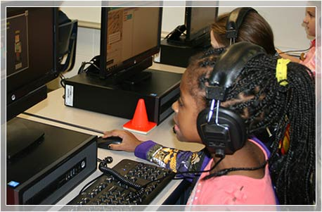 omes Students learn code