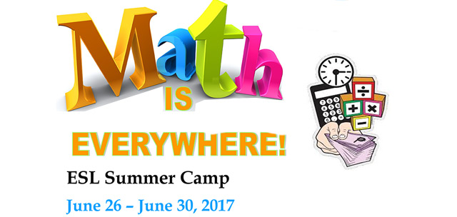 SCS English Language Learners Summer Camp